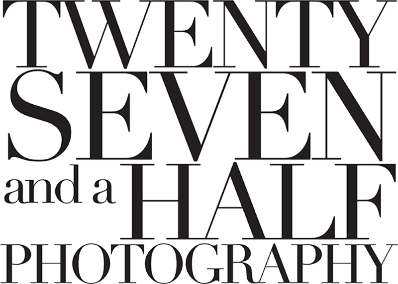 Twenty Seven and a Half Photography